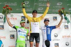 Kraljevska etapa, dolga 89,1 km, s startom in ciljem v Salt Lake Cityju, je postregla z zanimivim razpletom.