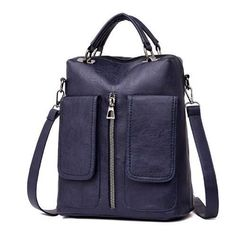 2018 soft Women Backpacks Women's pu Leather Backpacks Female school backpack women Shoulder bags for teenage girls Travel Back Outfit Accessories From Touchy Style. Small Backpack, Black Backpack, College Bags For Girls, Cool Backpacks, Leather Backpacks, Teenager Fashion Trends, Shoulder Bags For School, Leather Shoulder Bag, Shoulder Strap