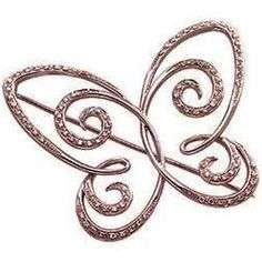 """Signature Victorian Collection....known for its international taste and appeal!    """"Butterfly Essence""""...only $800 or P35,200!! Vintage inspired !!!! 1.64ct Diamond Butterfly Brooch! Imported, world-class quality, not pre-owned, not pawned, not stolen. We deliver worldwide <3"""