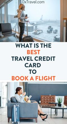Which credit card should you use to purchase airline tickets? There are several credit cards that have great travel protections and earn a bunch of points when booking flights. Check out this post to learn more about our favorite ones, before you book your next flight. Best Credit Card Offers, Best Travel Credit Cards, Rewards Credit Cards, Buying Plane Tickets, Airline Tickets, Credit Card Points, Credit Score, Best American Express Card, Airline Reviews