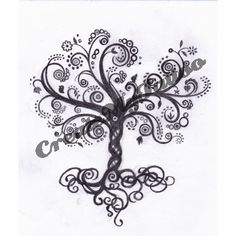 I want this...but I want the branches to spell my kids names!