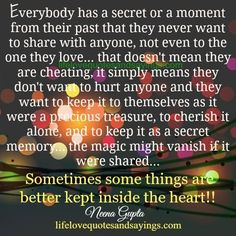 Everybody has a secret Neena Gupta, Love Life Quotes, Lost Love, True Facts, Cheating, Proverbs, It Hurts, The Secret, In This Moment