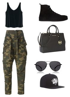 Chill bro by champayne-wheeler on Polyvore featuring polyvore fashion style MANGO Faith Connexion Ann Demeulemeester Michael Kors Diamond Supply Co. The Row clothing