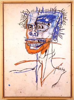 jean michel basquiat, untitled, 1982