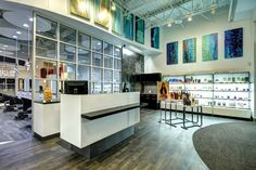Grand-Prize Winner: Ginger Bay Salon and Spa in Town and Country, Missouri