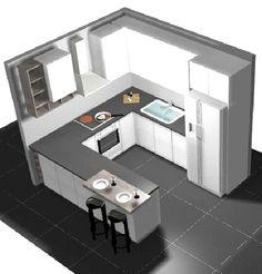 17 Trendy Home Decored Ideas Kitchen Designs Hoods Kitchen Room Design, Modern Kitchen Design, Home Decor Kitchen, Interior Design Kitchen, Kitchen Furniture, Kitchen Ideas, Trendy Home, Küchen Design, Design Ideas