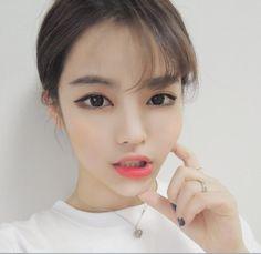 Korean makeup is cute❤