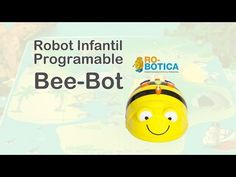 Robótica Educativa con Bee-Bot para maestros desde infantil Middle School, Classroom, Coding, Youtube, Teaching, Robots, Programming, Montessori, Lego