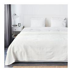 INDIRA Penutup tempat tidur - 250x250 cm - IKEA
