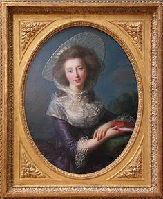 Victoire Pauline de Riquet de Caraman, Vicomtesse de Vaudreuil 1764-1834