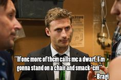 dean o gorman the almighty johnsons - Google Search