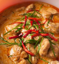 Thailand Panang Curry with Chicken Recipe Main Dishes with panang curry paste cooking oil coconut milk boneless chicken breast palm sugar fish sauce kaffir lime leaves red chili peppers thai basil The post Thailand Panang Curry with Chicken Recipe Spicy Chicken Curry Recipes, Thai Recipes, Indian Food Recipes, Asian Recipes, Cooking Recipes, Easy Recipes, Indonesian Recipes, Oven Recipes, Recipies