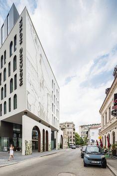 Gallery of Hotel Mercure in Bucharest / Arhi Group - 13