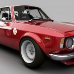 Alfa Romeo Giulia Super Racing – 西村高速自動車2