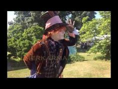 Mad Hatter Lookalike Anthony Captain Jack Sparrow, Mad Hatter Tea, Charlie Chaplin, Through The Looking Glass, Look Alike, All Video, Video Footage, Watch V, Corporate Events