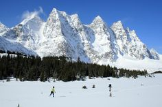 Why we left ski resorts behind in favor of xc skiing with our family