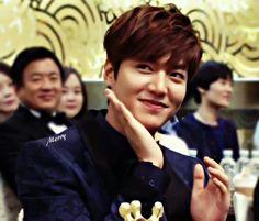 Lee Min Ho | SBS Drama Awards 2013 BTS