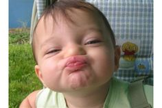 acff9482906b 25 Best Babies making funny faces images | Faces, Funny Kids, Funny ...