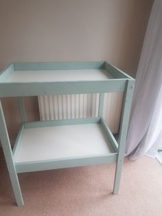 Baby Boy Rooms, Baby Boy Nurseries, Baby Room, Ikea Changing Table, Baby Zimmer, Decoration, Diy And Crafts, Montessori Room, New Homes