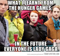 What I learned from The Hunger Games…
