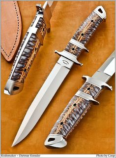 1000 Images About Knife Handle Ideas On Pinterest