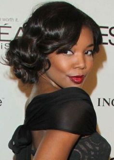 African American Short Bob Hairstyles Google Search - Bob hairstyle party