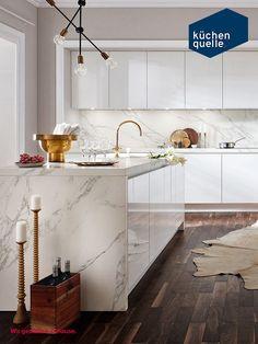 32 besten Design-Küchen Bilder auf Pinterest in 2018   Apartment ...