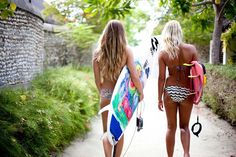 Surf Trip: Maldives 2011 (short) by Billabong Girls. Billabong sent the spring 2012 Surf Capsule collection and the girls surf team to the Maldives. Here is what they came back with.