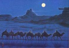 Hirayama Ikuo Japanese Art, Landscape, Moon, Paintings, Water Colors, Drawings, Japan Art, The Moon, Scenery
