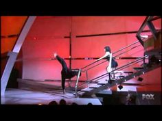 ▶ SYTYCD Danny and Lauren Contemporary to the music Then You Look at Me - YouTube
