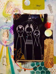Brittany Baier #art #journal