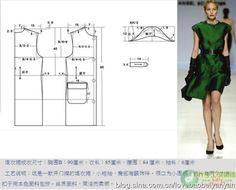 moldes-de-vestidos-cortos-para-dama-6
