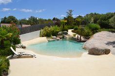 piscina de arena - 8 piscinas para 8 bolsillos diferentes