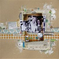 A Project by **Gina** from our Scrapbooking Gallery originally submitted 11/28/13 at 05:25 PM