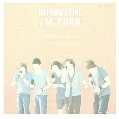 Torn ♥ best one direction moment ever ♥