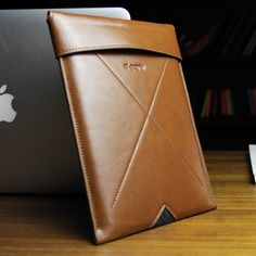 Taurus  D-park Creative  Leather Bag/Pouch For Samsung NOTE8.0 & iPad mini1/2/3  Surface Pro 3