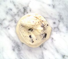 Mint chocolate ice cream