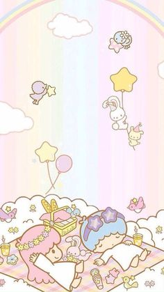 Little Twin Stars ☆ Wallpaper
