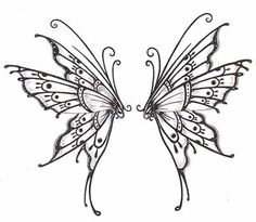As A Butterfly Tattoo Someday More Ideas Wolf