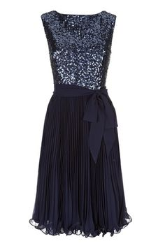 Vintage Sequin Bodice Dress, bring glitz and glamour to your special event.