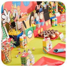 Mickey Mouse Mickey Mouse Clubhouse Party by KraftsbyKaleigh