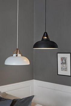Stavanger takpendel - Sort - Takpendler. Fra Halo Designs Stavanger, Sorting, Halo, Ceiling Lights, Lighting, Inspiration, Design, Home Decor, Lily