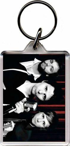 Muse - Plastic Key Ring F