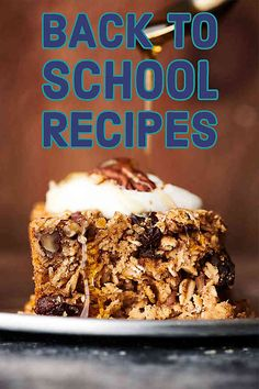 Easy Back to School Recipes 2019 - Show Me the Yummy