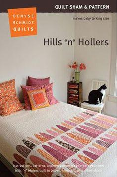 very pretty applique quilt.