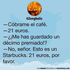 El café y el décimo premiado. #humor #risa #graciosas #chistosas #divertidas