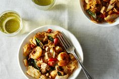 Drunken Noodles, a recipe on Food52