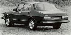 1984 Saab 900. My first (perhaps only?) car love.