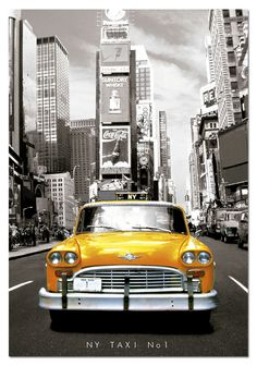 EDUCA: 1000 TAXI NO. 1, NEW YORK