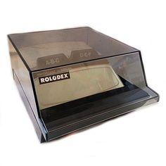 Rolodex 8 x 45 business card organizer vintage desk contact rolodex s310c business card organizer small vintage desk contact info o104 rolodex colourmoves
